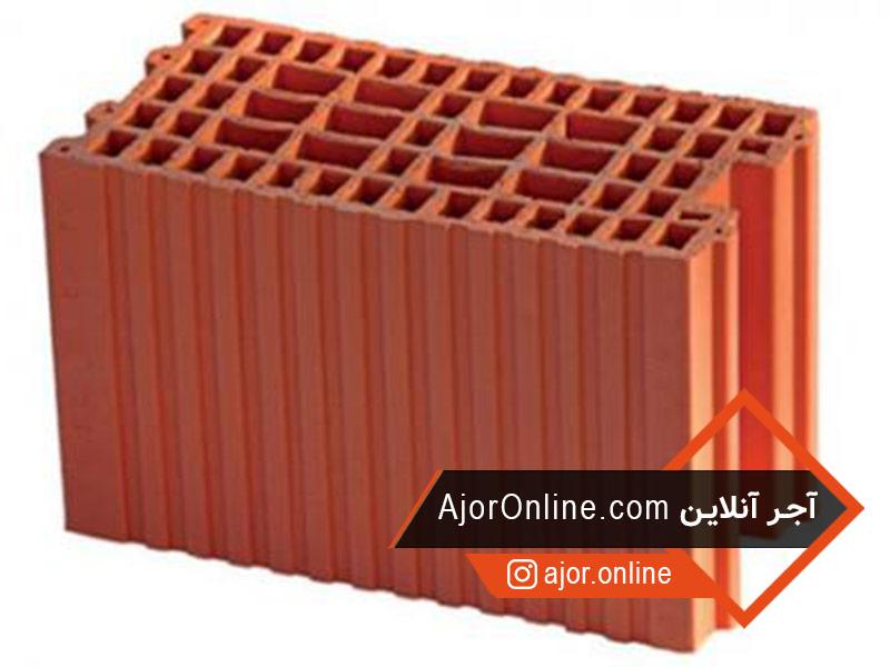 آجر ضد زلزله ایرانی