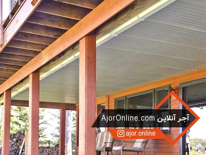 انواع سقف جدید ساختمانی