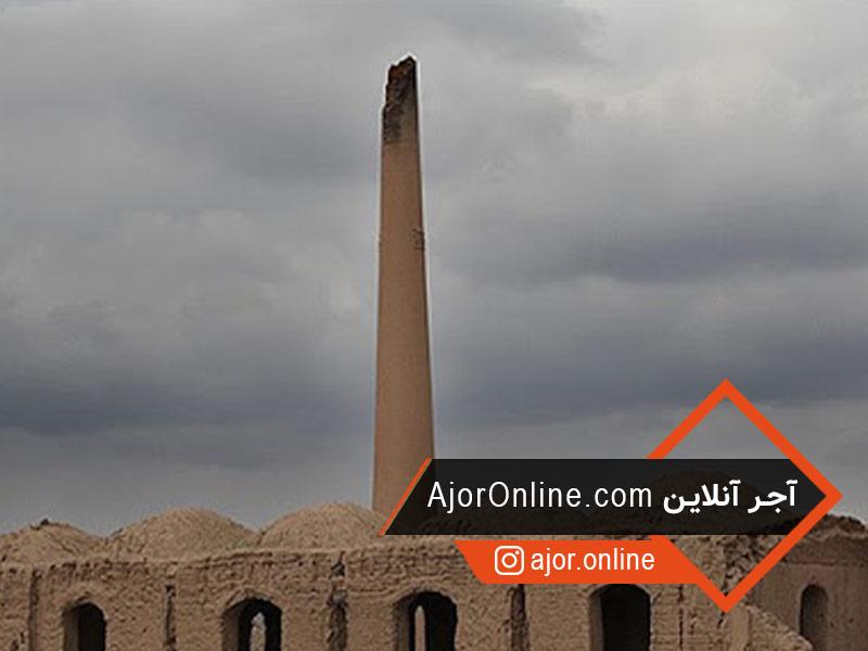 ساخت کوره آجرپزی ستنی در سراسر ایران