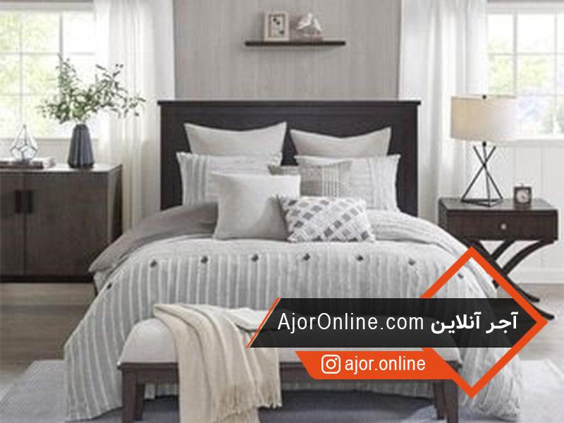 انتخاب تخت خواب مناسب برای طراحی دکوراسیون اتاق