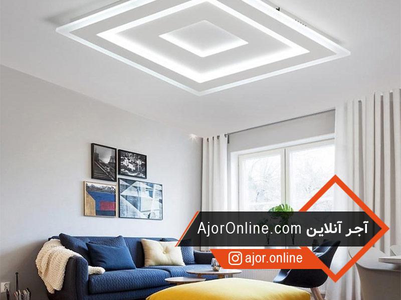 انواع سقف کاذب سبک