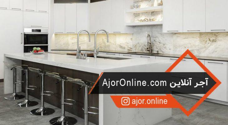 4 مدل اپن آشپزخانه شیک و پرطرفدار (همان چیزی که می خواهید!)