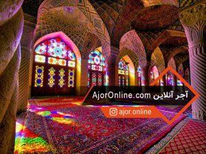 تحلیل معماری مسجد نصیرالملک شیراز